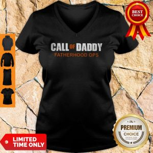 Call Of Daddy Parenting Ops V-neck