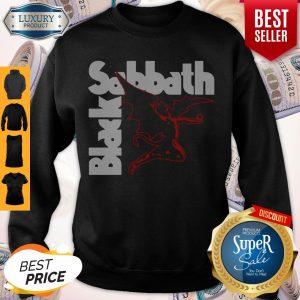 Official Black Sabbath Creature Sweatshirt