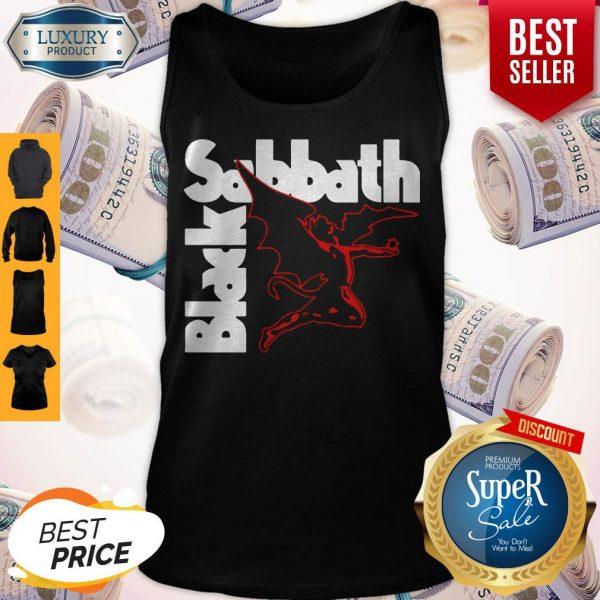 Official Black Sabbath Creature Tank Top