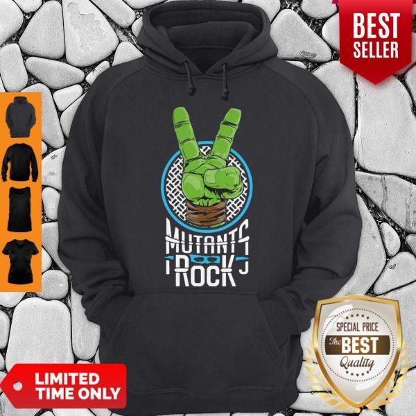 Official Mutants Rock Hoodie