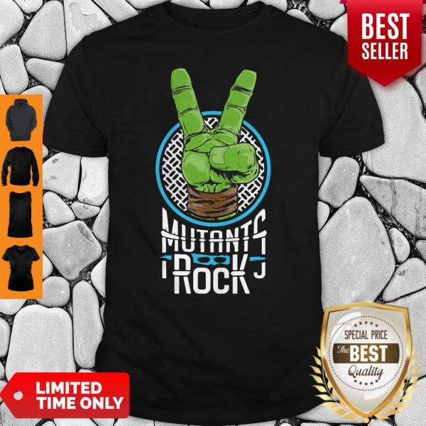 Official Mutants Rock Shirt