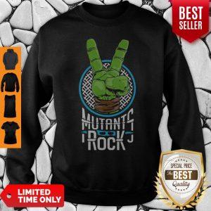 Official Mutants Rock Sweatshirt