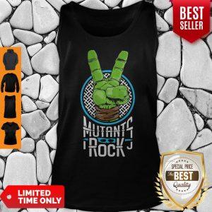 Official Mutants Rock Tank Top