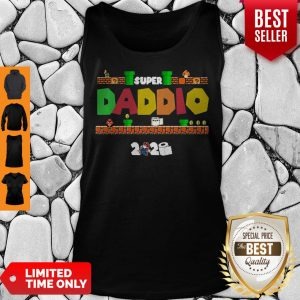 Official Super Daddio Toilet Paper 2020 Tank Top