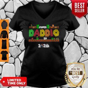 Official Super Daddio Toilet Paper 2020 V-neck