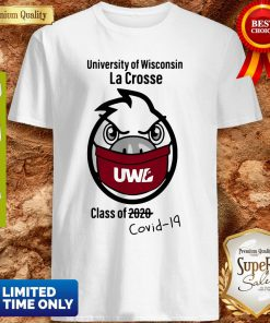 Official UWL Unveils The Class Of Covid-19 Shirt