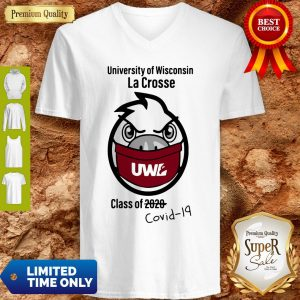 Official UWL Unveils The Class Of Covid-19 V-neck