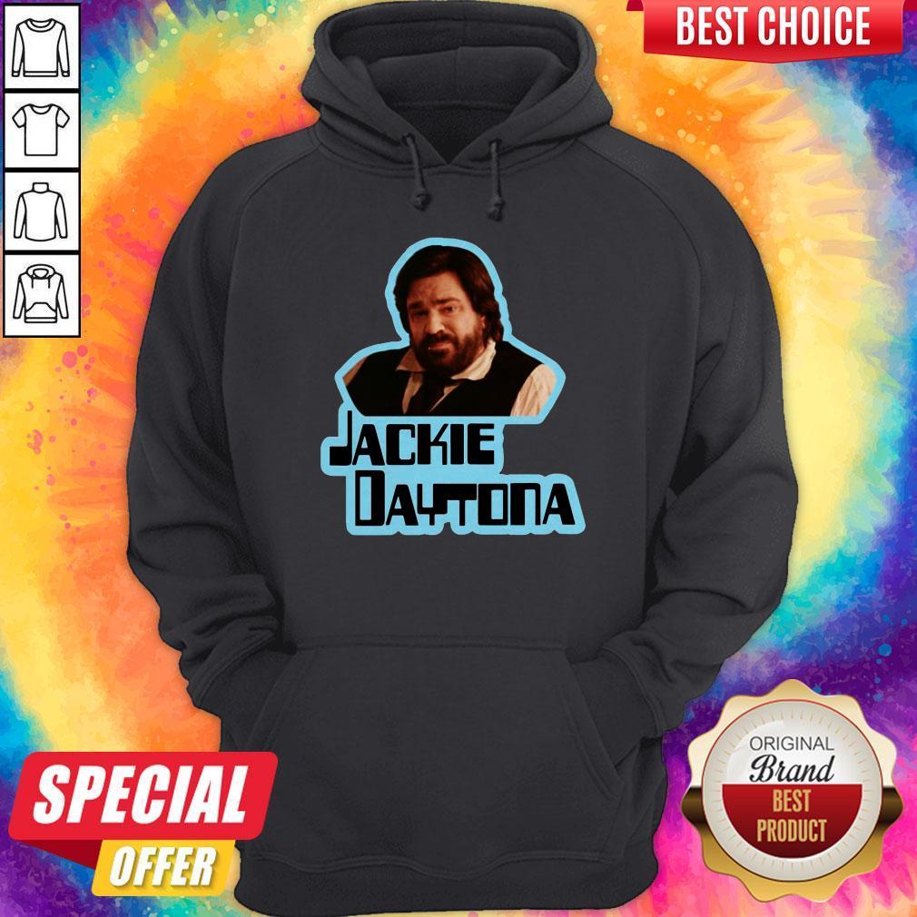 Awesome Jackie Daytona  Hoodiea