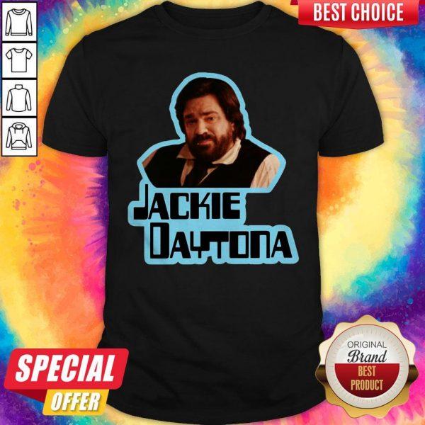 Awesome Jackie Daytona Shirt