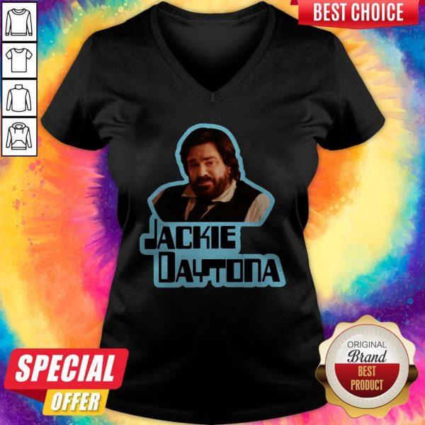 Awesome Jackie Daytona V- neck