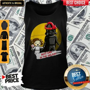 Best Dad In The Galaxy Tank Top
