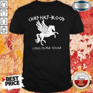 Camp Half Blood Long Island Sound Shirt