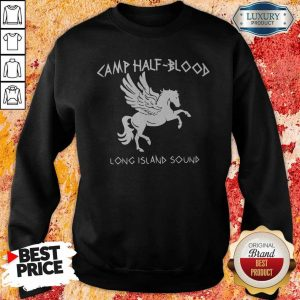 Camp Half Blood Long Island Sound Sweatshirt