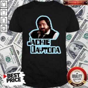 Good Jackie Daytona Official T Shirt
