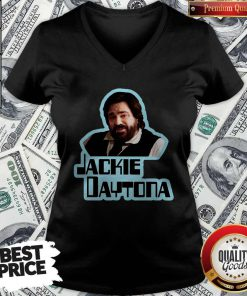 Good Jackie Daytona Official V- neck