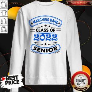 Marching Band Class Of 2020 Senior Sweatshirt
