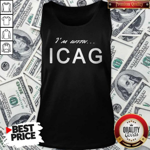 Nice I'm With ICAG Tank Top