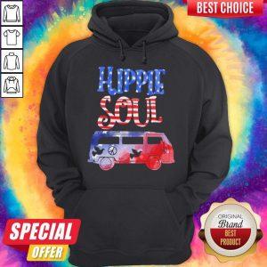 Official Hippie Soul Pigeon Hoodie