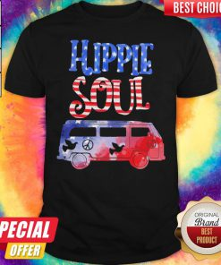 Official Hippie Soul Pigeon shirt