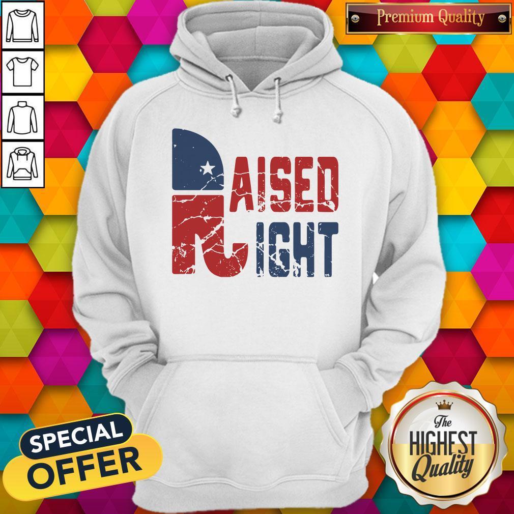 Official Original Raised Right Hoodiea