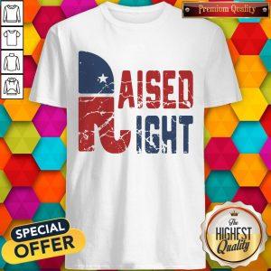 Official Original Raised Right Shirt