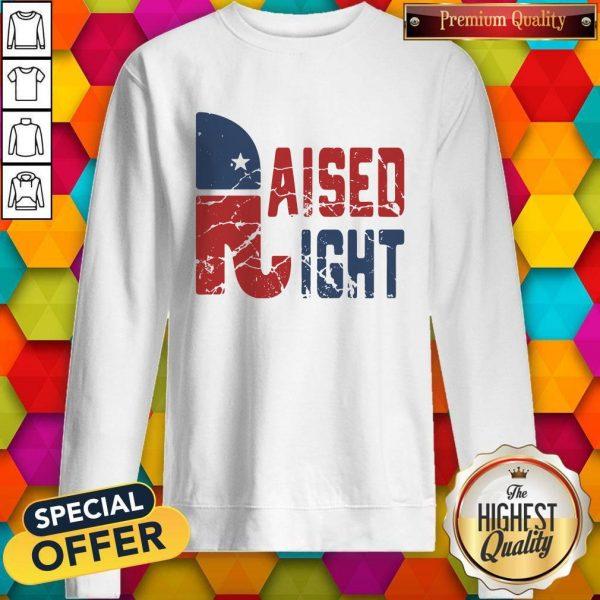 Official Original Raised Right Sweatshirt