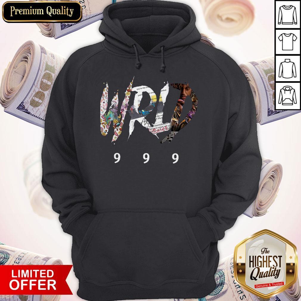 Top Official-Rip-Juice-Wrld-999- Hoodie