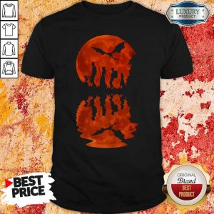 Original Blood Moon Dragon Shirt