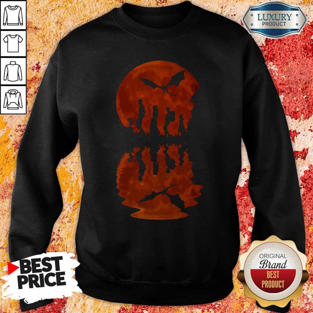 Original Blood Moon Dragon Sweatshirt