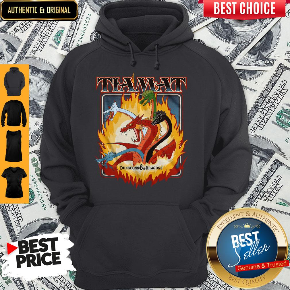 Perfect Tiamat Dungeons And Dragons Hoodie