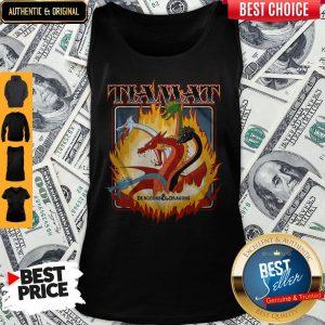 Perfect Tiamat Dungeons And Dragons Tank Top