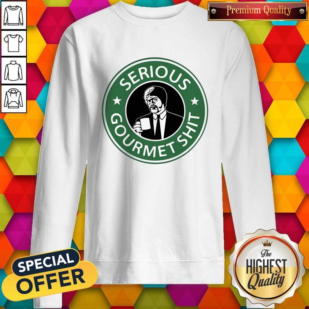 Premium Serious Gourmet Sweatshirt
