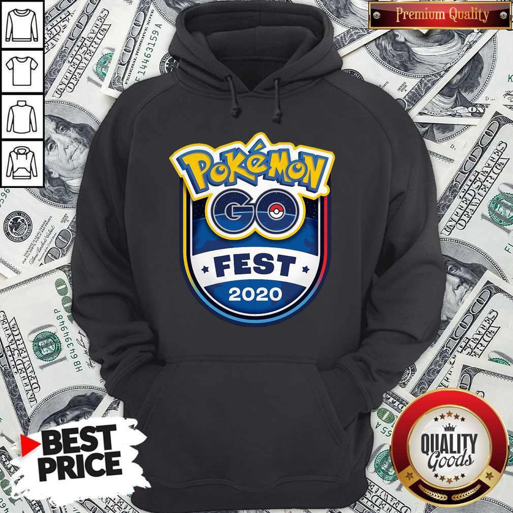 Pretty Pokemon Go Fest 2020 Hoodiea