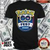 Pretty Pokemon Go Fest 2020 Shirt