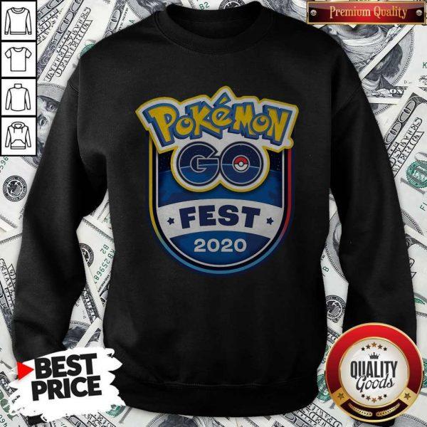 Pretty Pokemon Go Fest 2020 Sweatshirt