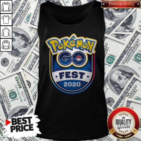Pretty Pokemon Go Fest 2020 Tank Top