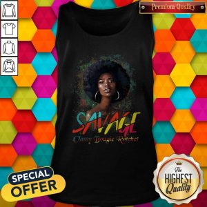 Savage Classy Bougie Ratchet Color Girl Tank Top