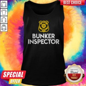 Special police bunker inspector Tank Top