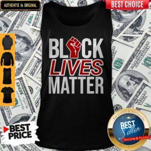 Strong Hand Black Lives Matter Tank Top