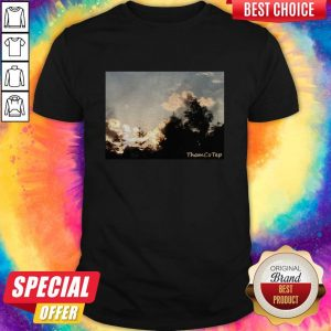 Top Black Thom Co Tep Shirt