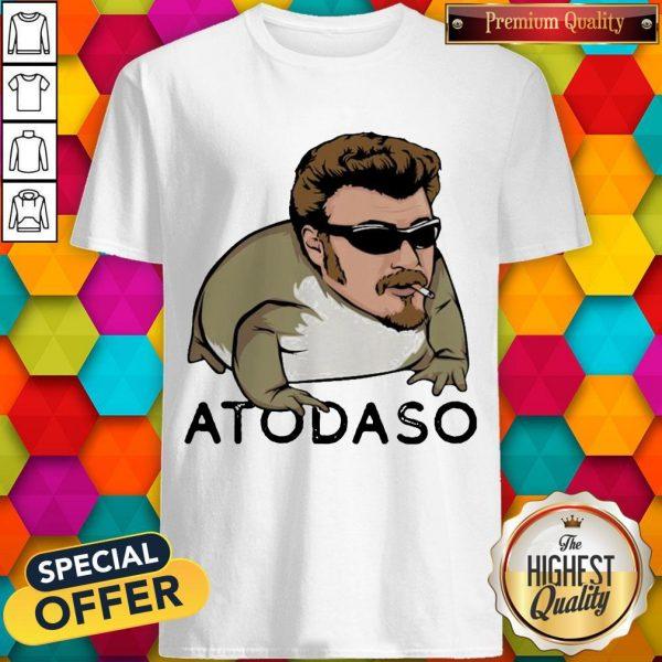 Funny Atodaso Face Shirt