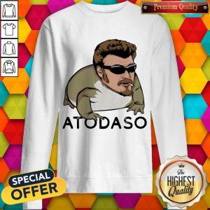 Funny Atodaso Face Sweatshirt