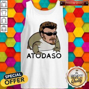 Funny Atodaso Face Tank Top