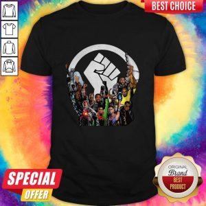 Funny Crew Black Lives Matter Shirt