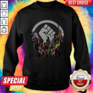 Funny Crew Black Lives Matter Sweatshirt