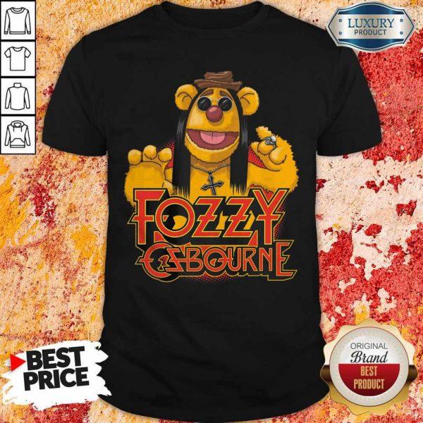 Funny Fozzy Czbourne Shirt