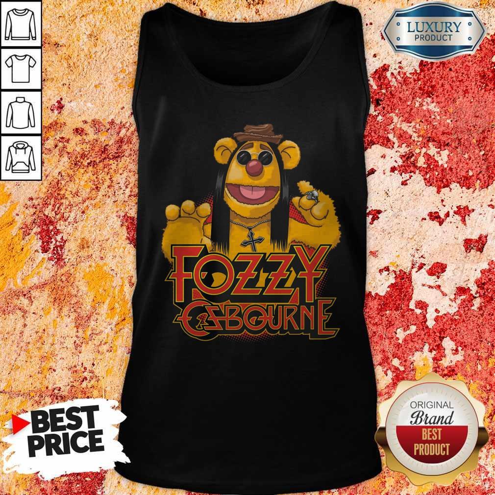 Funny Fozzy Czbourne Tank Top