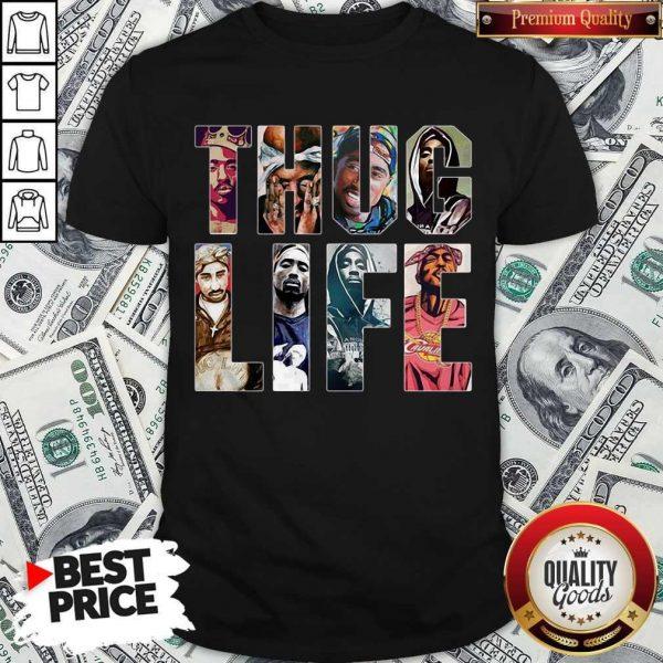 Good Thug Life Band Members Shirt
