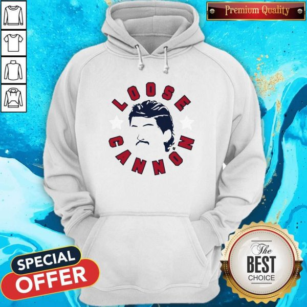 Loose Cannon Official Columbus Hockey Hoodie