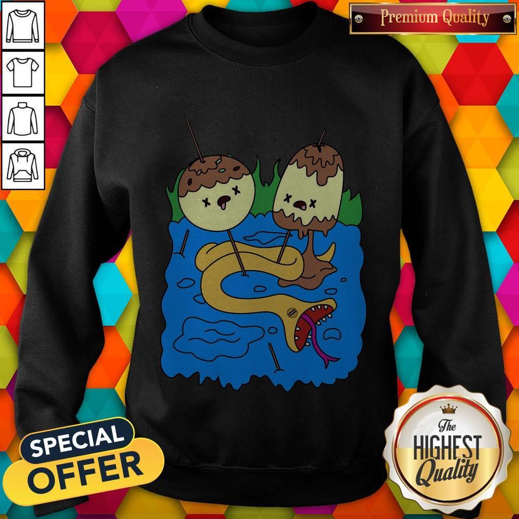 Nice Princess Bubblegum's Rock Sweatshirt